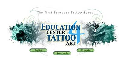 tattoo website example 1