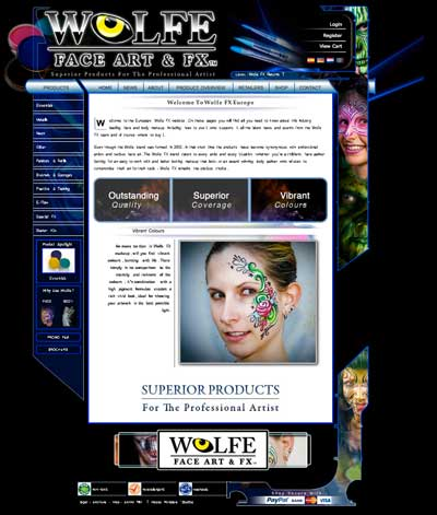 fourth web design example